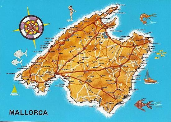 Ile-de-Majorque-Baleares